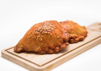 Empanadilla de morcilla