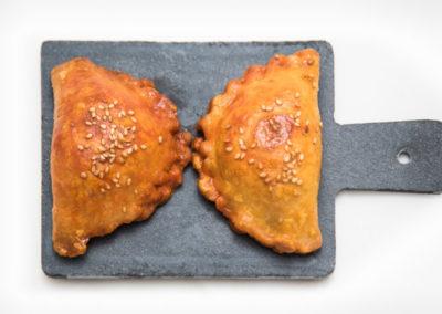 Empanadilla de sobrasada